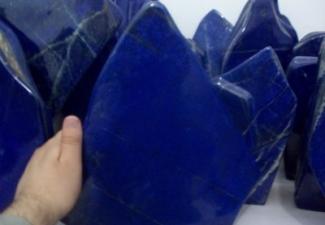 1- lapis tumbled stone