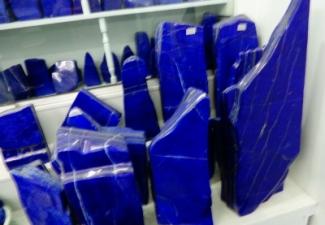 10- Lapis Lazuli Tumbled Stones