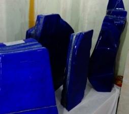 11- Lapis Lazuli Tumbled Stones
