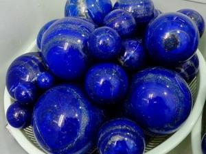 17- lapis lazuli ball shape