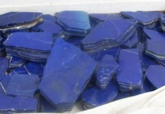 20- Lapis Lazuli Tumbled Stones