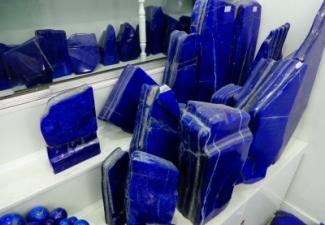 24- Lapis Lazuli Tumbled Stones