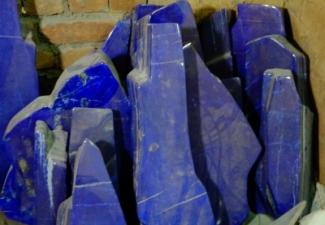 25- Lapis Lazuli Tumbled Stones