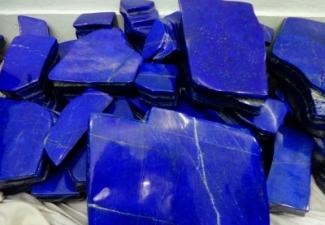 28- Lapis Lazuli Tumbled Stones