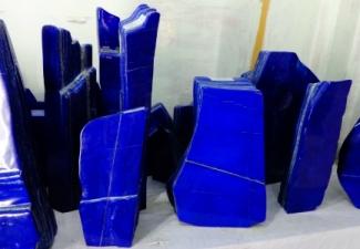 29- Lapis Lazuli Tumbled Stones