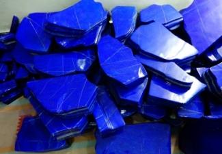 30- Lapis Lazuli Tumbled Stones